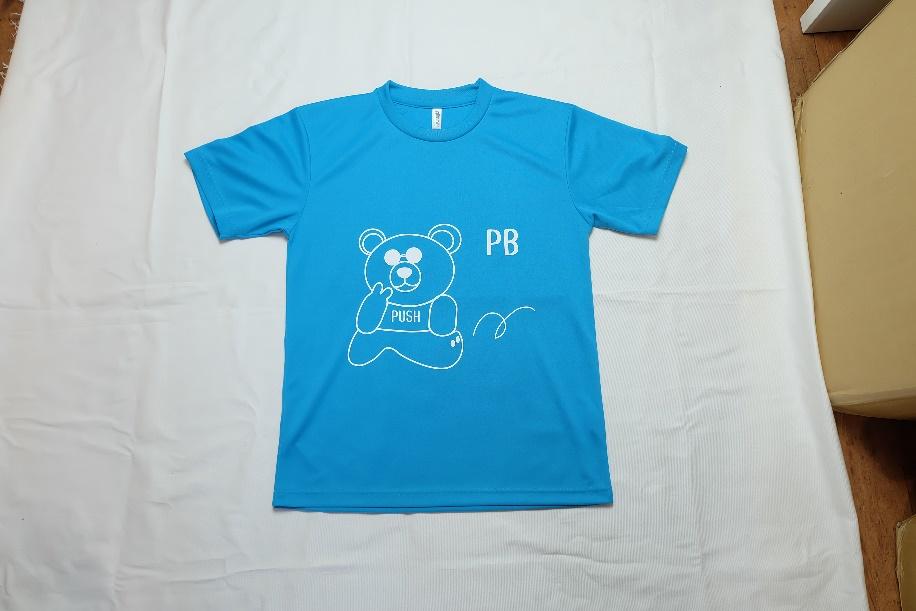 オリジナルTシャツ作製例